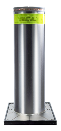 Semi-Automatic Retractable Bollard